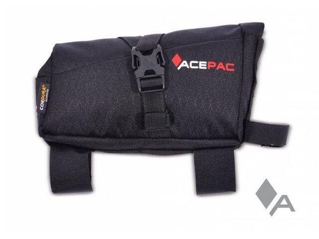 Acepac Roll Fuel Frame Bag black